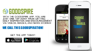 Be Inspired Daily with GoodSpire!
