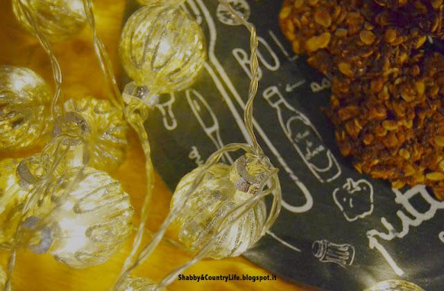 {Biscotti di Natale ai semi di chia e fiocchi d'avena} - shabby&countrylife.blogspot.it