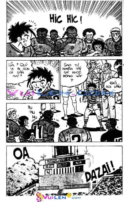 Jindodinho - Đường Dẫn Đến Khung Thành III Tập 54 page 36 Congtruyen24h