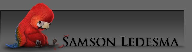 Samson Ledesma Portfolio