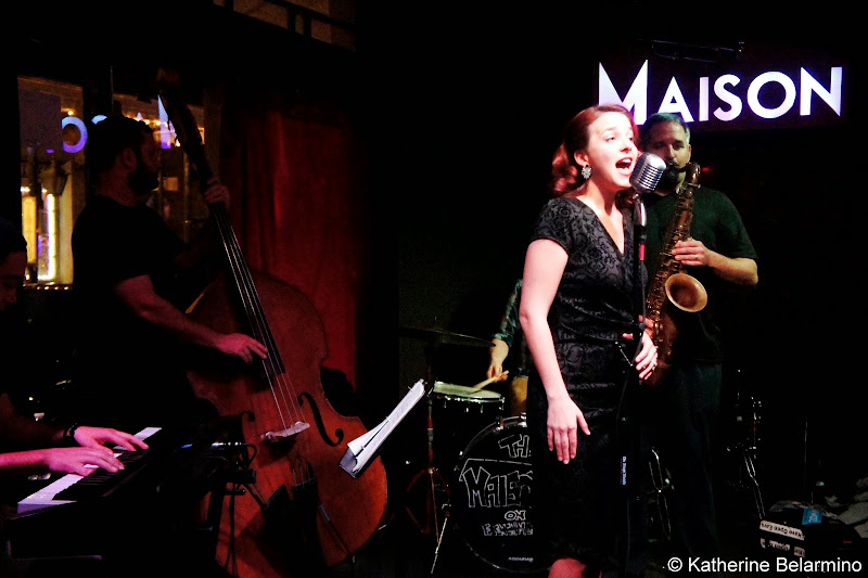 Leah Rucker at The Maison New Orleans
