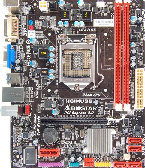 Biostar Motherboards drivers