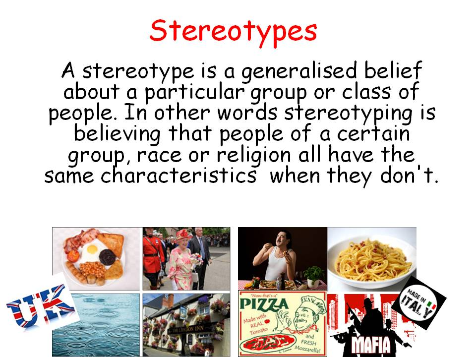 prejudice and stereotyping in society These changes will create many benefits for society  and cognition—apply to the study of stereotyping, prejudice, and discrimination,  stereotypes, prejudice, .