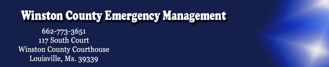 Winston County Emergency Management