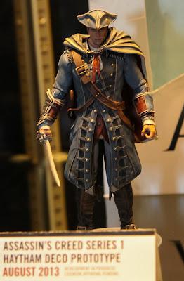 McFarlane Toys Assassin's Creed Toy Fair Display - Haytham