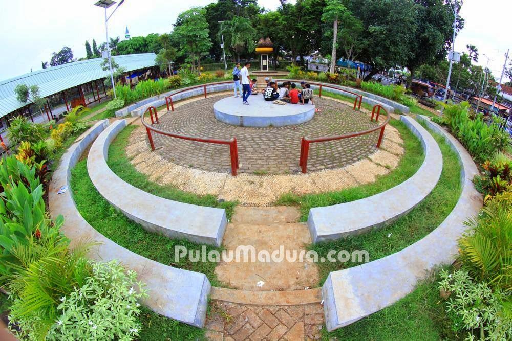 Taman Paseban Bangkalan