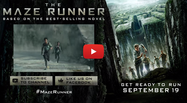 Watch The Updated Lord of Flies: Maze Runner 2014 Movie Trailer Review