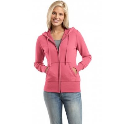 Spring Jacket in Hooded Style