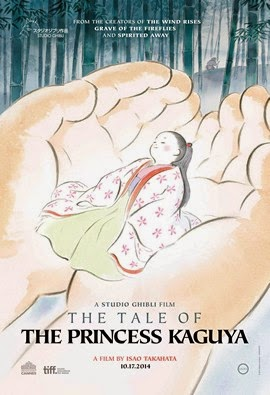 The Tale of Princess Kaguya movie poster