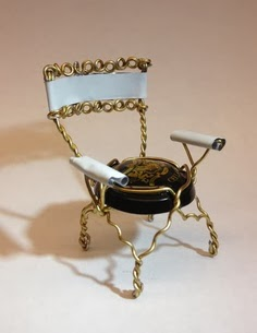 Champagne Cork Chair Art from DRW Contest by Devin Mack