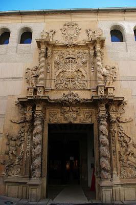 PALACIO DE GUEVARA O CASA DE LAS COLUMNAS