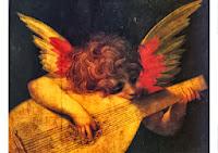 Angel de la música - Rosso Fiorentino