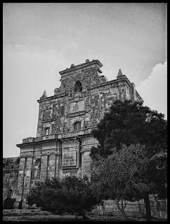 Notre Dame Gate in Zabbar, Malta