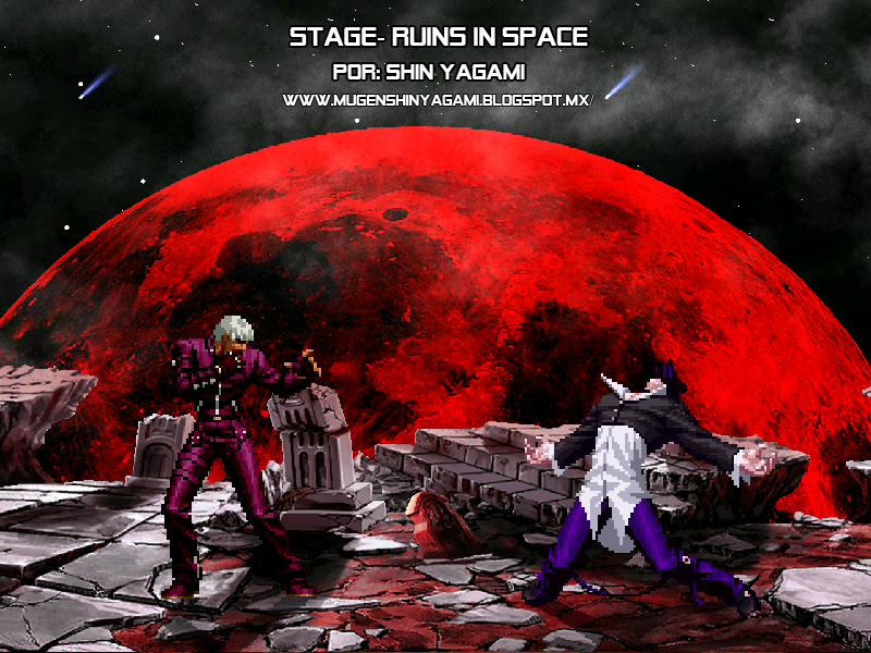 STAGE- Ruins in space 24/08/14 (1280X720) Mugen000