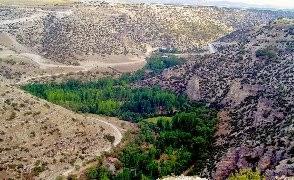 Ulubey Kanyonu Uşak