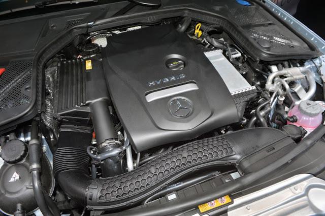 2015 Mercedes-Benz C350e