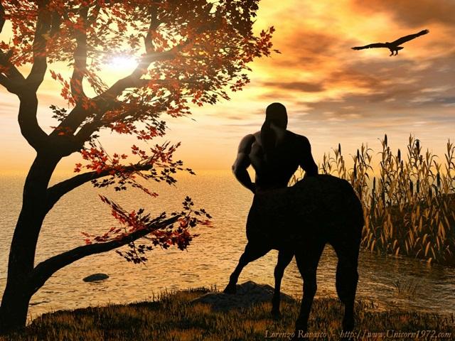 Seres Mitológicos: Centauro