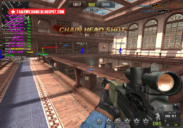Cheat Point Blank Garena