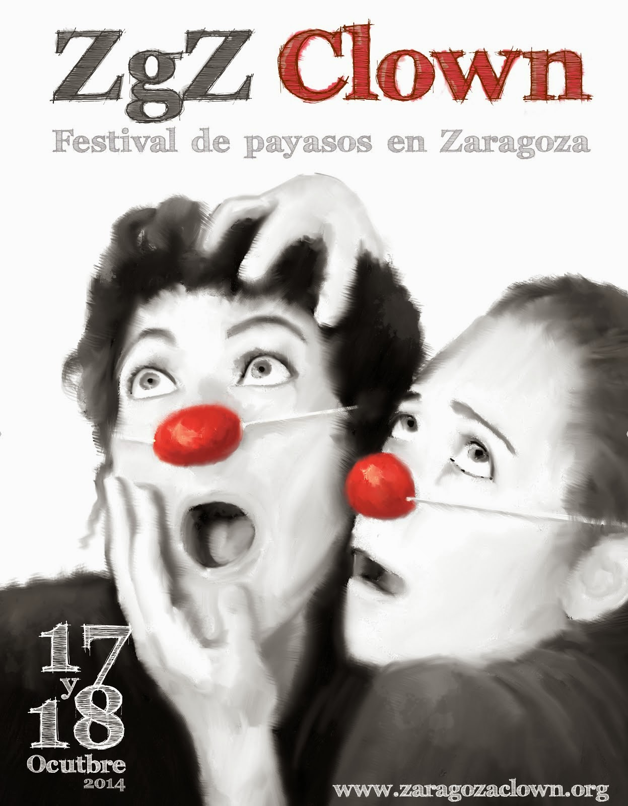 Zaragoza Clown