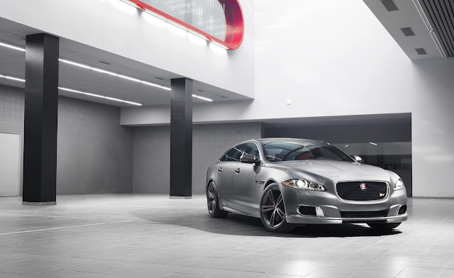 2014 Jaguar XJR: The Big Cat Gets More Speed
