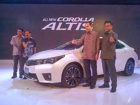 Harga Toyota Altis New