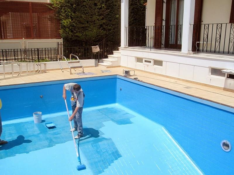 Swimming Pool Waterproofing Services : Building waterproofing