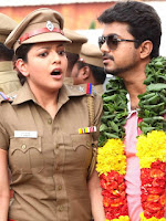 Jilla Movie Stills Vijay Kajal Agarwal starring Jilla-cover-photo