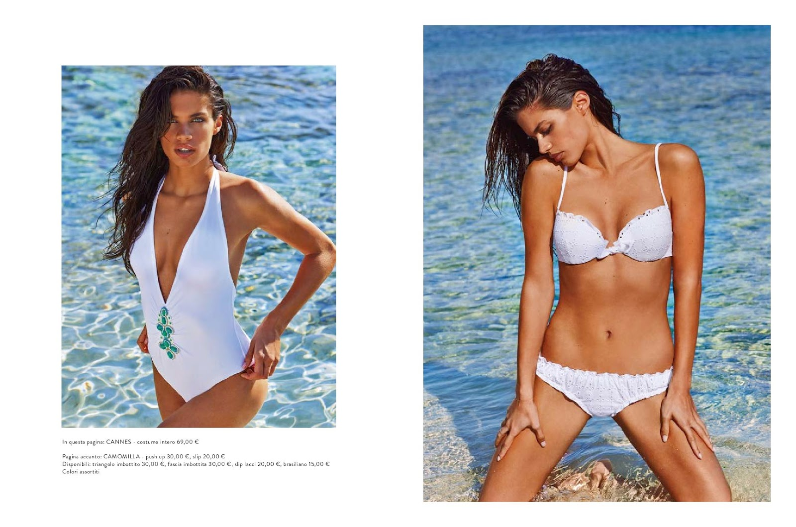 Calzedonia Summer 2015 Beachwear Catalogue