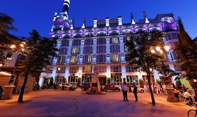 ME Madrid Hotel, Madrid, Spain