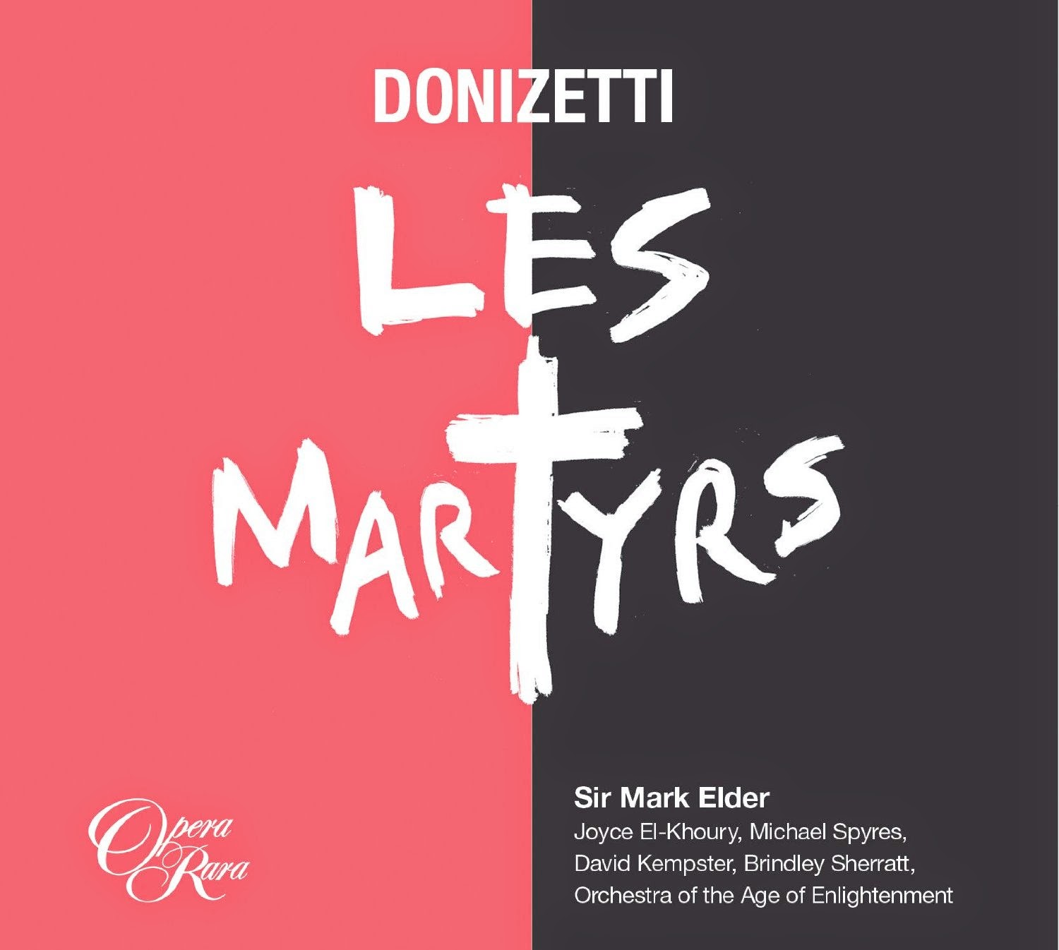 Donizetti - Les Martyrs