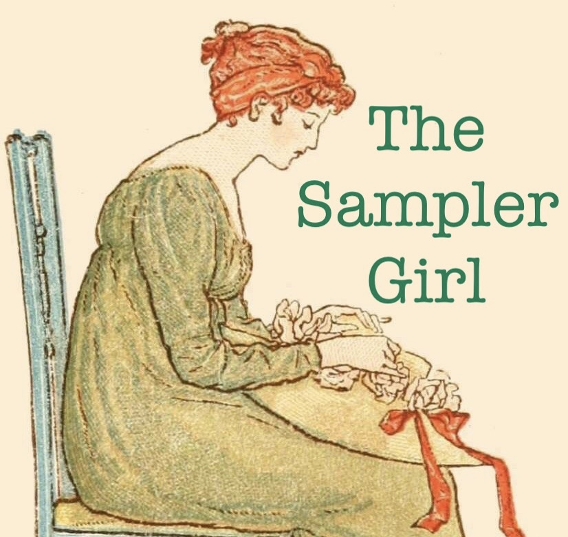 The Sampler Girl Knits & Reads Blog