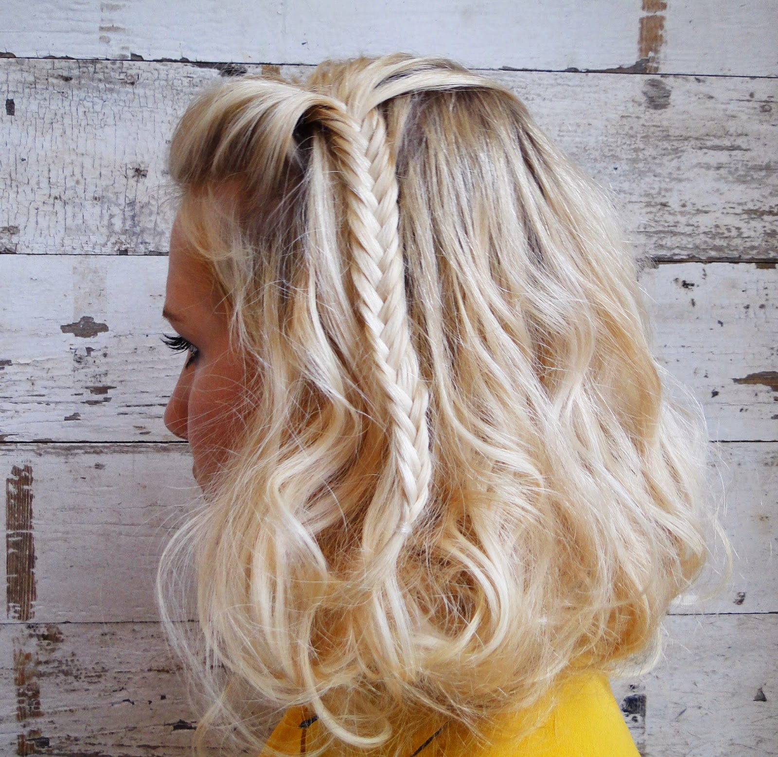 Beauty Girl Musings: Hair Therapy {how-to}: Easy Pool-to
