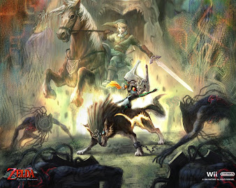 #6 The Legend of Zelda Wallpaper