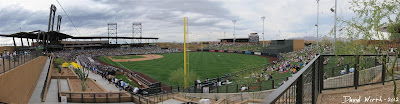 Spring Training Baseball Scottsdale Arizona