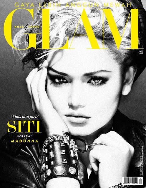 Gambar Siti Nurhaliza Glam Madonna