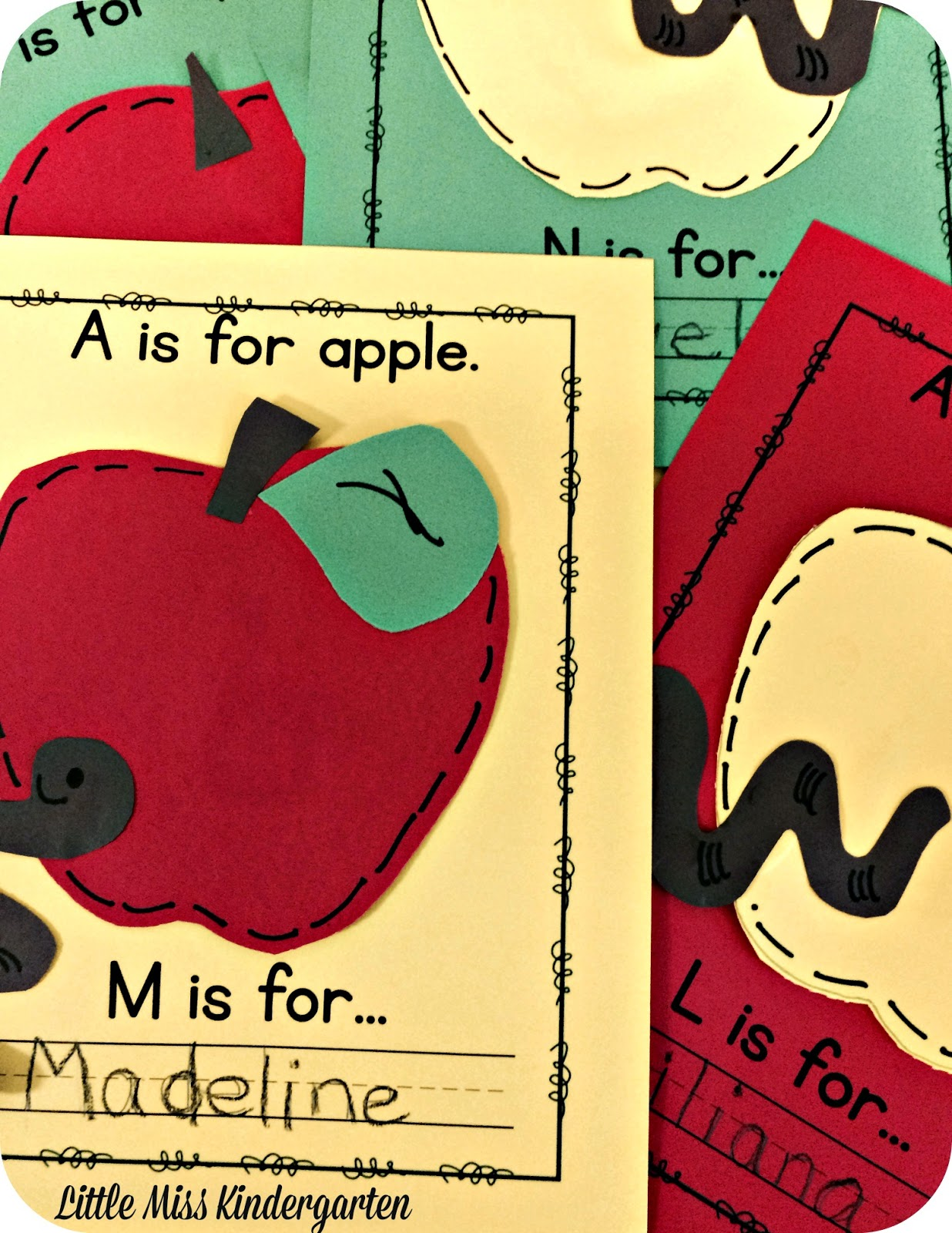http://www.teacherspayteachers.com/Product/A-Is-For-Apple-Craftivity-1445323