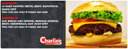 Charlie's Grind and Grill