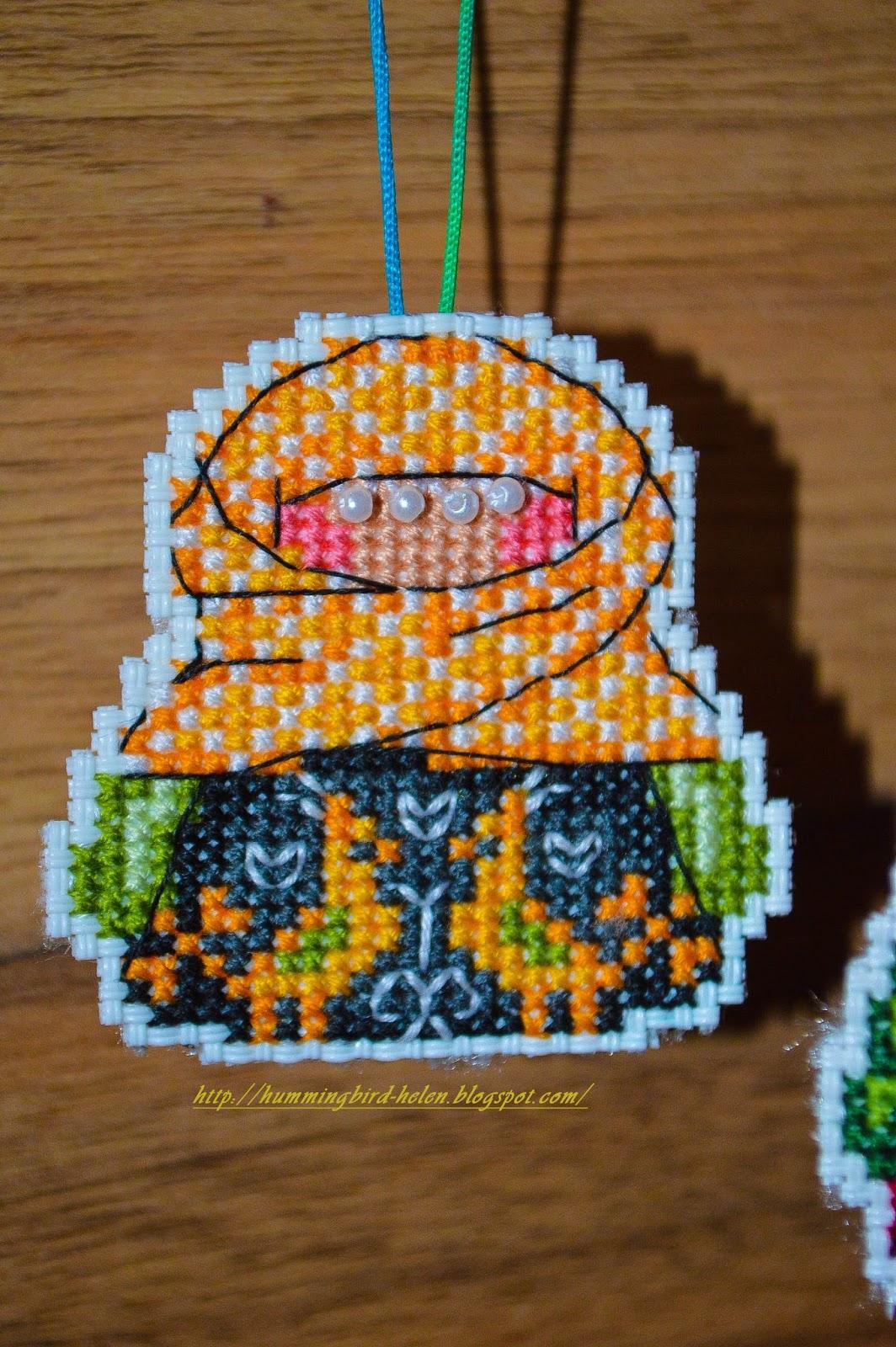 Схемы для вышивки крупеничек