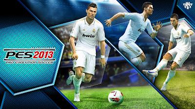 Cristiano Ronaldo CR7 PES 2013