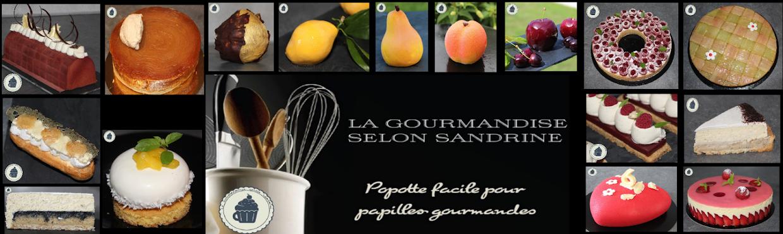 La gourmandise selon Sandrine