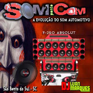 BAIXAR - CD SOM PONTO COM - DJ LUAN MARQUES
