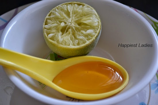 Lemon and Honey as a Facial Cleanser