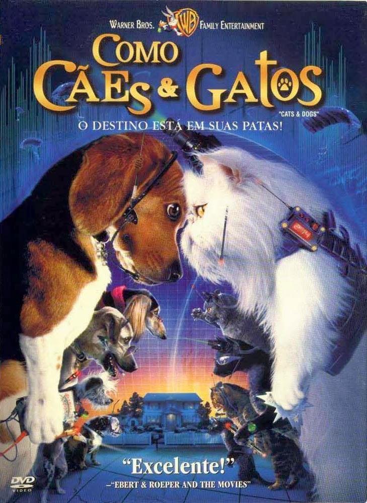 Como Cães e Gatos – Dublado (2001)
