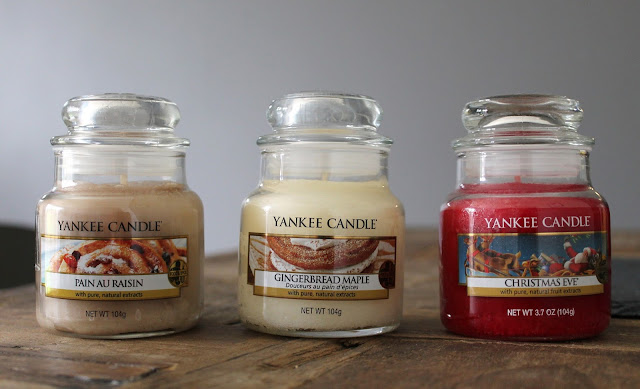 Autumn Time Candles - Yankee Candle, Air Wick, Shearer Candles