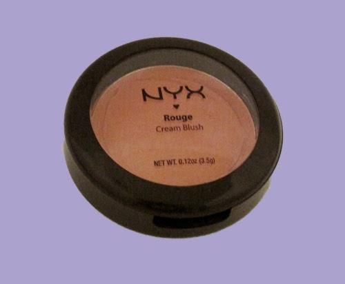 NYX Rouge Cream Blush in Tea Rose