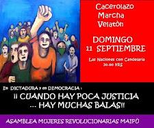 11 de Septiembre en la Población, Maipú