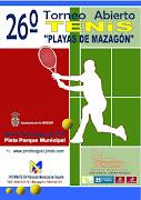 Torneo de tenis de Mazagón 2015