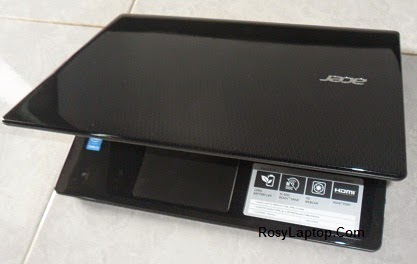 Acer E 14 E5-471 Intel Core i3 Black