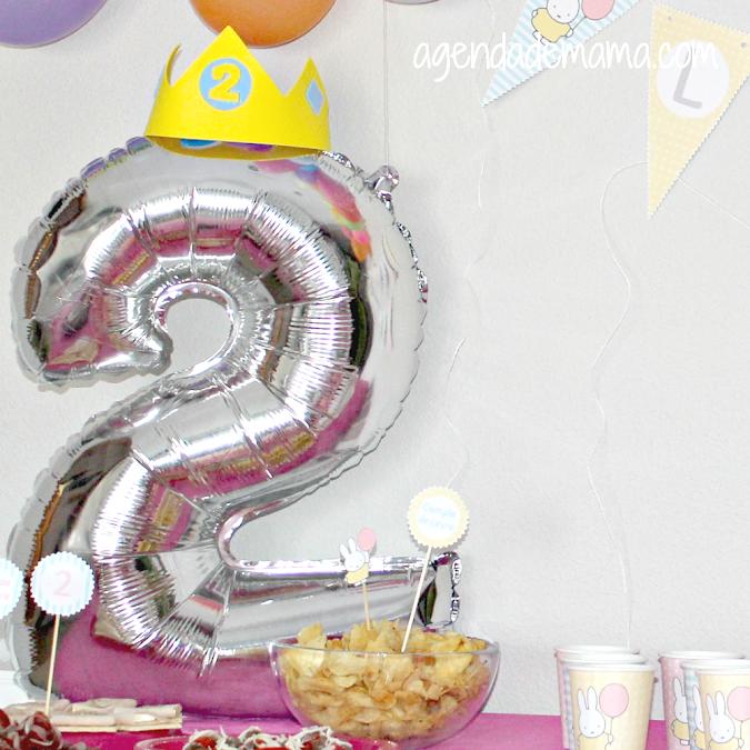 números hinchables para fiestas de cumpleaños