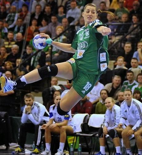Equipo ideal de la Champions Femenina | Mundo Handball